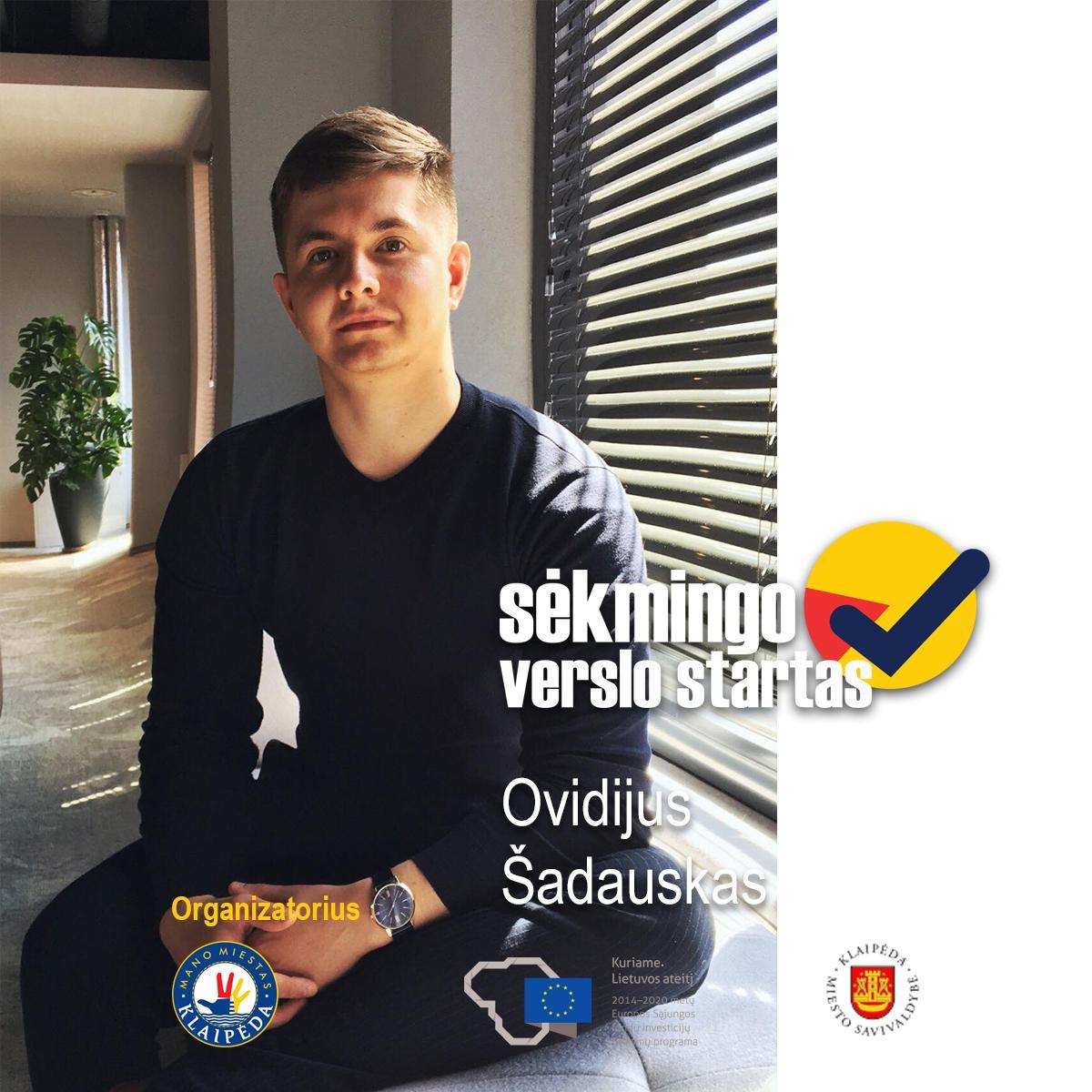 Ovidijus Šadauskas